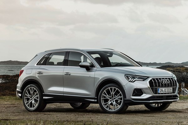 New Audi Q3 revealed - will launch in 2018