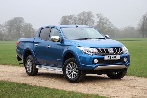 Mitsubishi L200 upgraded to tow 3.5-tonnes in 2018