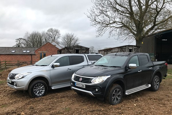 b384e6ef19 Fiat Fullback LX long-term test review  Fullback visits the rugby ...