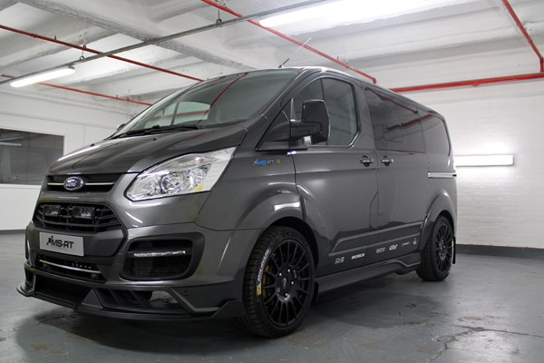 08cfd4d181 Ford Transit Custom MS-RT R-Spec review – a 208hp van with the handling to  match