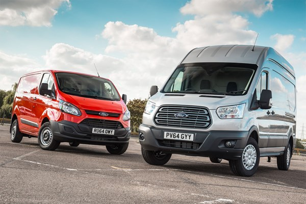 Ford Issues Security Update For Transit And Custom Vans