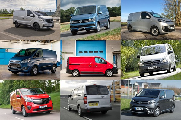 Most Economical Medium Vans