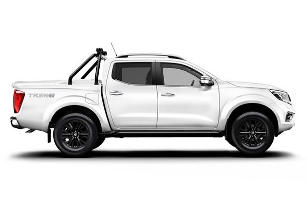 Nissan Navara Trek 1 Limited Edition Now On Sale Parkers