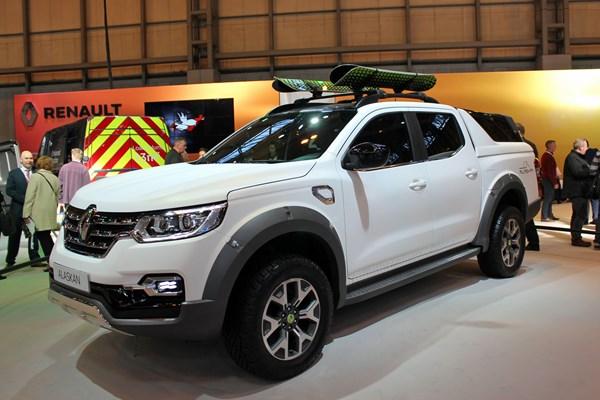 Renault Alaskan Pickup Uk Launch Postponed Parkers