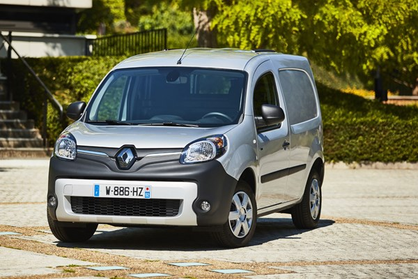 Pricing and spec details of 2017 Renault Kangoo ZE 33