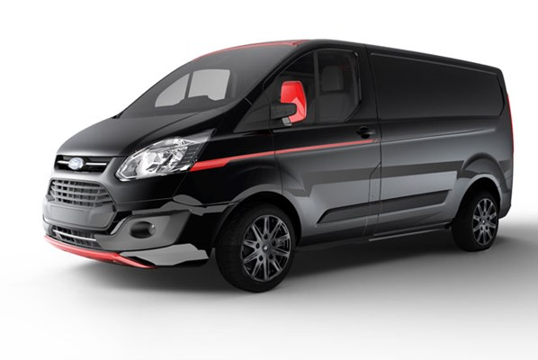 new lifestyle premium selection browse latest collections More Colour and Sport for Ford Transit Custom | Parkers