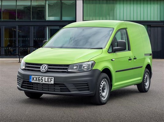 Official Vw Used Van Offers For November 2016
