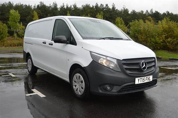 a26a6cfe85 Mercedes-Benz Vito Urban Edition launched with zero-percent finance ...