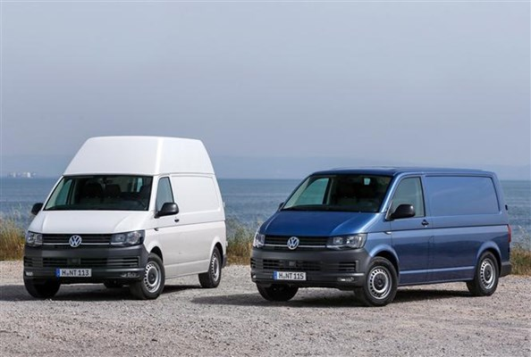 volkswagen transporter t5 versus t6 parkers. Black Bedroom Furniture Sets. Home Design Ideas