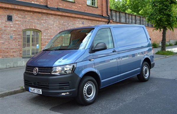 Volkswagen Transporter T6 Prices Announced Parkers