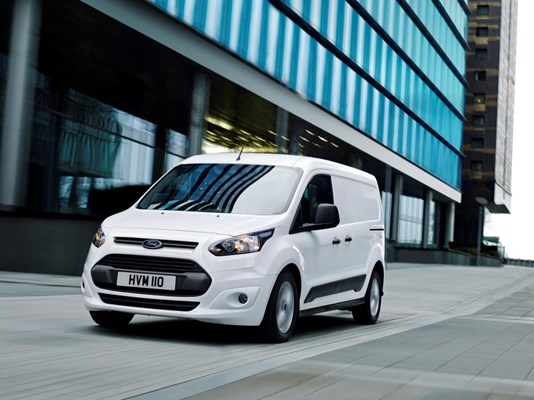 Ford Transit Connect More Efficient And Advanced Parkers