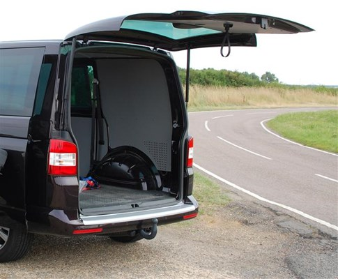 Barn Door or Tailgate & Tailgate or Barn Doors for Vans | Parkers