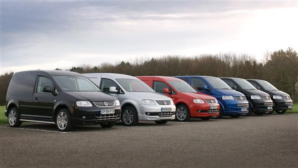 Types Of Vans >> A Guide To Types Of Vans Parkers