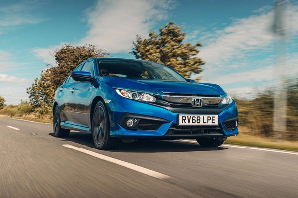 Honda Civic Saloon (18 on) - rated 4 out of 5