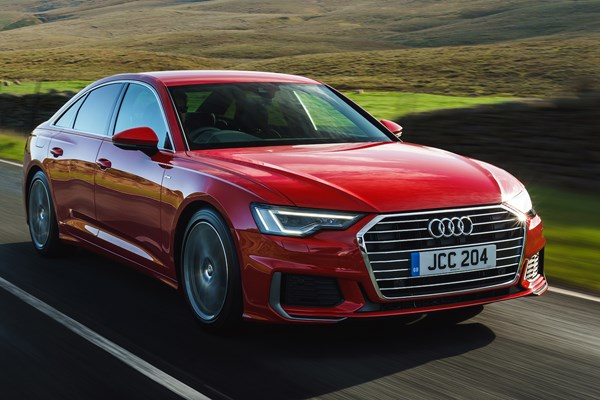 Audi A6 Saloon (2018 onwards) Used Prices