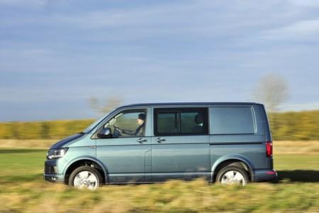 VW Transporter 204hp TSI turbo petrol long-term review: the
