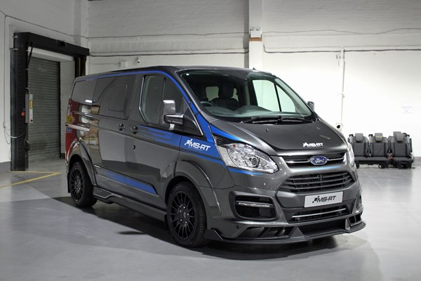 Ford Transit Custom Ms Rt 2017 170hp Dciv Automatic Review