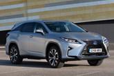 Lexus RX L 2018-
