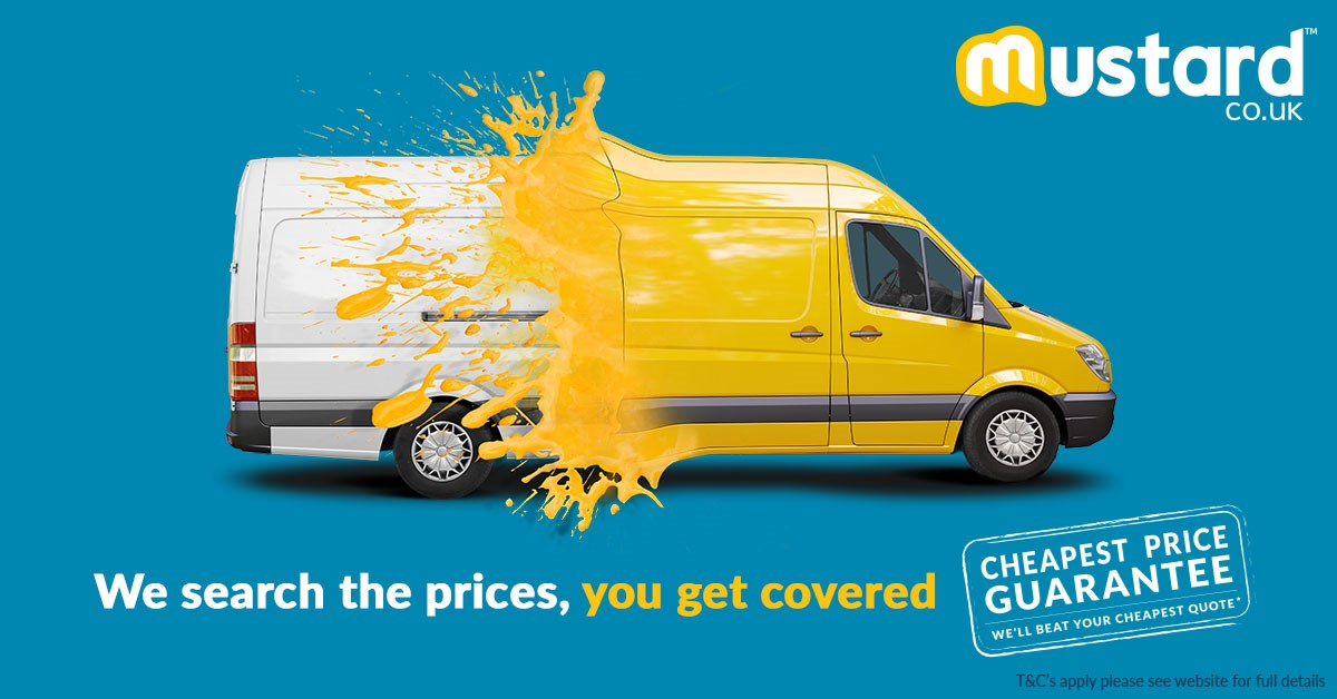 Get a quote today with mustard.co.uk
