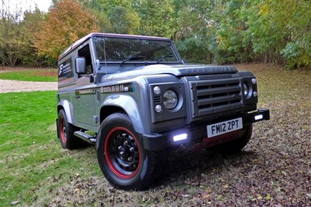 Review: JE Engineering Land Rover Defender with automatic