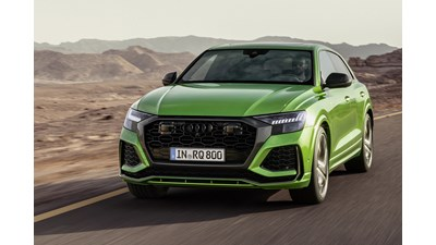 Audi Q8 SUV S Line (Extended Leather Pack) 55 TFSI 340PS Quattro Tiptronic auto 5d