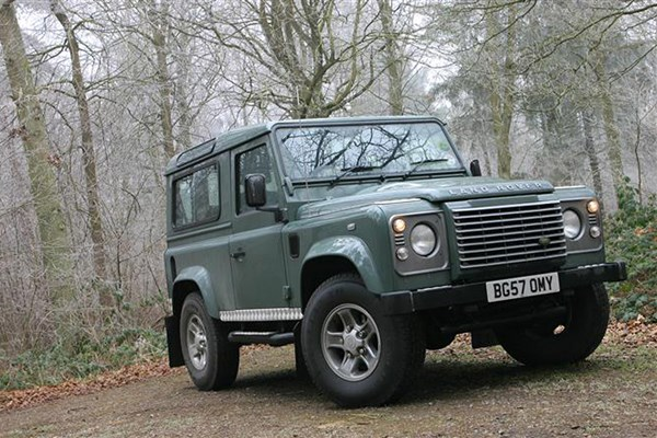land rover defender 90 (from 2007) used prices | parkers
