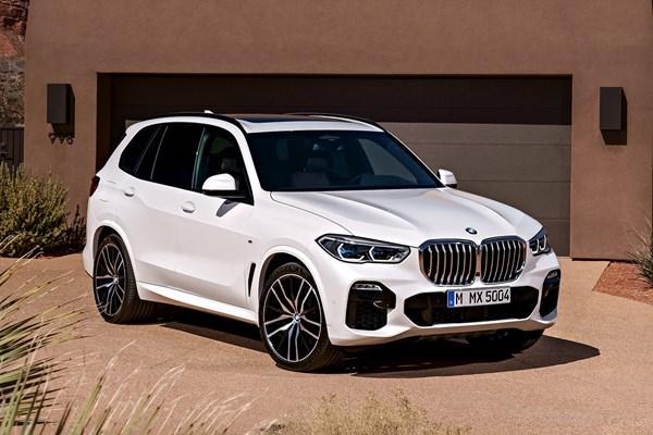 BMW X5 2018 revealed