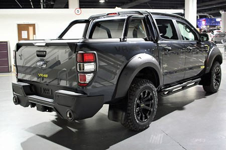 Ford Ranger VR46 review - the pickup designed by Valentino Rossi
