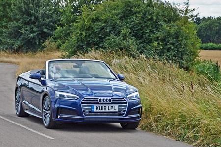 Audi A5 Cabriolet long-term review | Parkers