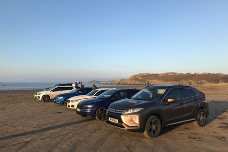 9f2edc9836 Mitsubishi Eclipse Cross long-term review | Parkers