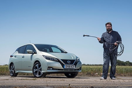 Nissan Leaf hatchback long-term review | Parkers