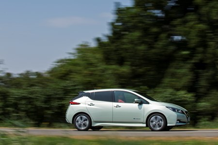 Nissan Leaf Hatchback Long Term Review Parkers