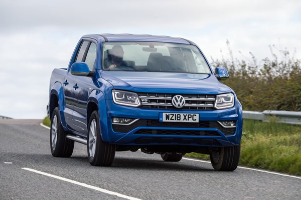 Vw Amarok V6 With 258hp On Sale Now Priced From 34k Parkers