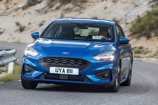 Ford Focus St Line 2018 Company Car Review