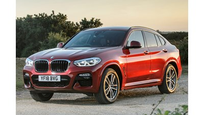 BMW X4 SUV xDrive20d M Sport X (Technology Package) auto 5d