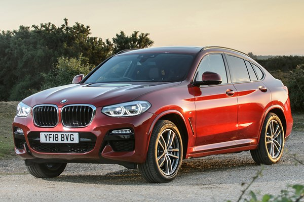 Bmw X4 Review 2019 Parkers