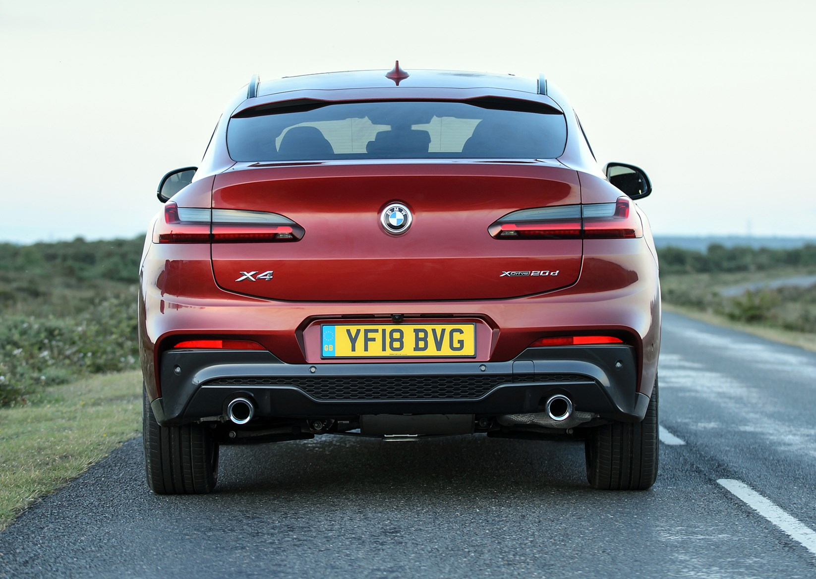 Bmw Exterior: BMW X4 SUV (2018 - ) Photos