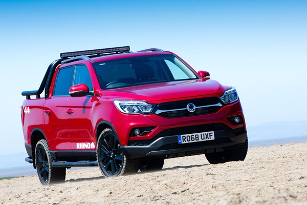 SsangYong Musso (2018-on) review