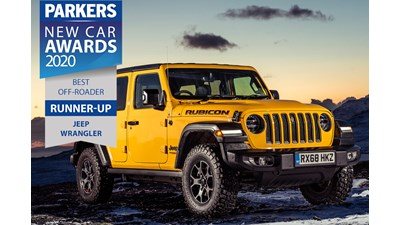 Jeep Wrangler SUV Rubicon 2.2 MultiJet II 200hp 4x4 auto Hard Top 2d