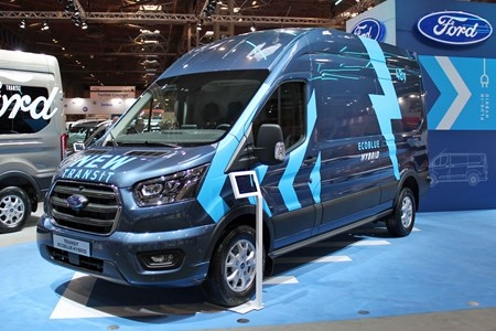 New 2019 Ford Transit facelift - latest details from the CV