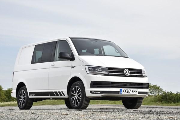 VW Transporter Edition kombi 150 TDI review | Parkers
