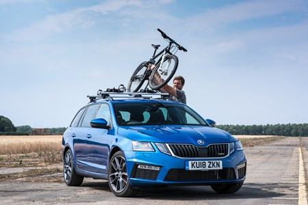 Skoda Octavia vRS Estate long-term review | Parkers