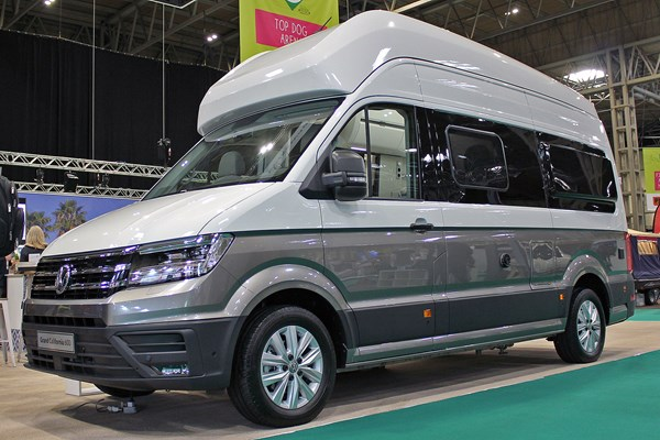 Volkswagen Grand California campervan makes UK debut - full details