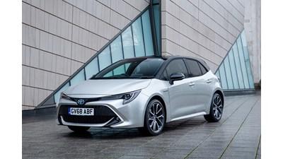 Toyota Corolla Hatchback Design Hybrid 1.8 VVT-i auto 5d