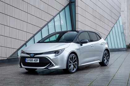 Toyota Corolla Hatchback 2019 Onwards
