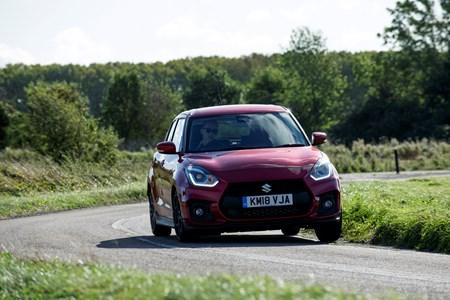 Suzuki Swift Sport Hatchback long-term review   Parkers