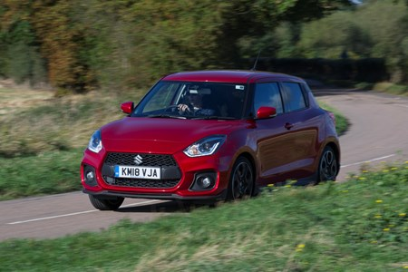 Suzuki Swift Sport Hatchback long-term review | Parkers