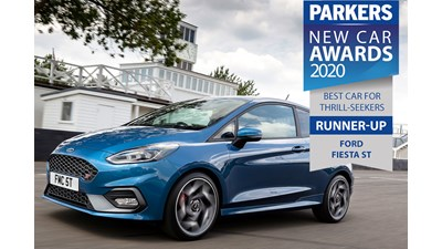 Ford Fiesta ST ST-3 (ST Peformance Pack) 1.5T EcoBoost 200PS 3d
