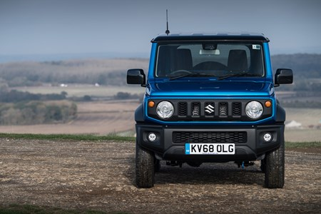 New Suzuki Jimny 2019 Review Parkers