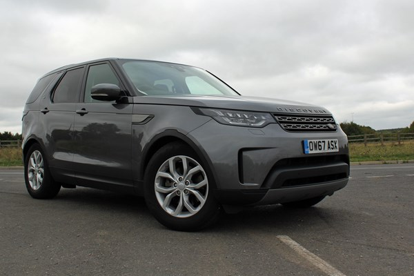 Land Rover Discovery Commercial van review (2018-on) | Parkers